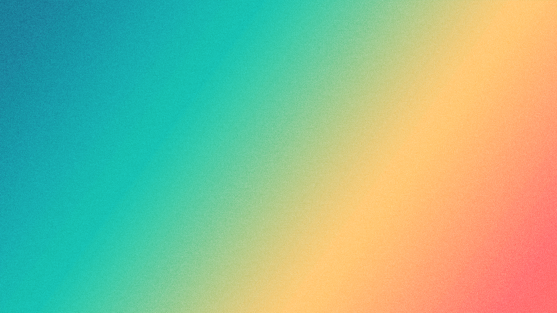 Decorative image: the RUA primary color expression for the RUA logo marks is a gradient using Soft Red, Sun Gold, New Green, and RUA Blue. In this image the color progression begins with the blue on the left side of the screen.