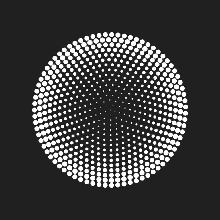 RUA circle logo symbol.